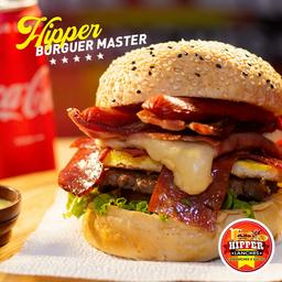 Hipper burguer master