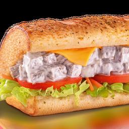 Carne Defumada com Cream Cheese - 30 Cm