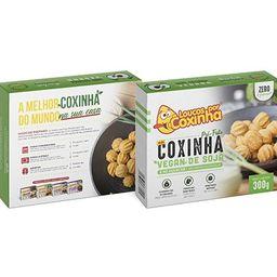 Pré-Frita Coxinha Vegan