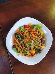 Salada da Estação Vegana