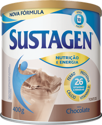 Complemento Alimentar Sustagen Chocolate 400 g