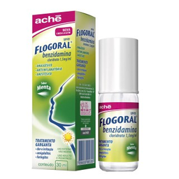 Flogoral Menta Spray 30ml
