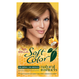 Tintura Soft Color Louro Natural 70