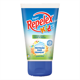 Repelente Repelex Kids Gel Refrescante 133 mL