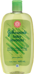 Johnson Baby Lavanda 400 mL