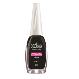 Esmalte Cremoso Colorama Black 8ml