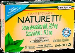 Regulador Intestinal Naturetti 16 U