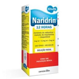 Naridrin 12h Adulto 30ml