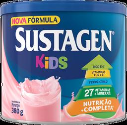 Complemento Alimentar Sustagen Kids Morango 380 g