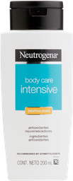 Hidratante Corporal Neutrogena Body Care Intensive Revitalizing