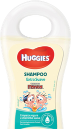 Shampoo Turma Da Mônica Infantil 200ml