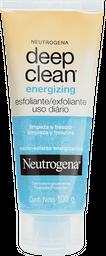Esfoliante Neutrogena Depp Clean Energizing 100g
