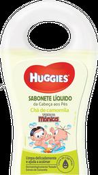 Sabonete Líquido Infantil Turma Da Mônica Camomila 200 mL