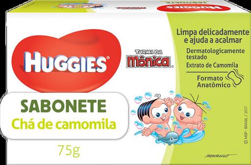 Sabonete Turma Da Mônica Camomila Infantil 75g