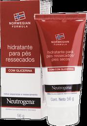 Hidratante para os Pés Neutrogena Norwegian Fromula 56g