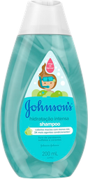 Shampoo Johnson's Baby Hidratação Intensa 200ml