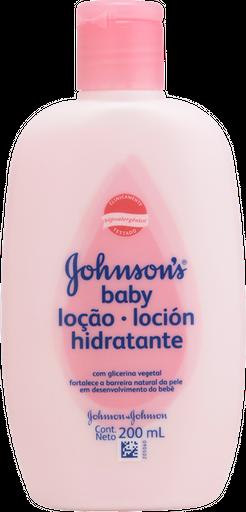 Hidratante Corporal Johnson's Baby 200mL