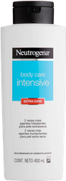 Hidratante Neutrogena Body Care Intense Economica 400 mL