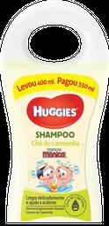 Shampoo Turma Da Mônica Camomila Infantil 400 mL