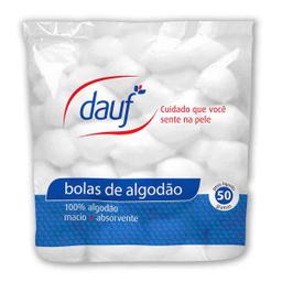 Algodão Bola Dauf 50g