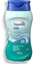 Protetor Solar Coppertone Kids Fps50 125ml