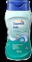 Protetor Solar Coppertone Kids Fps50 125ml