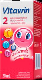 Vitawin 2 Caramelo 30 mL