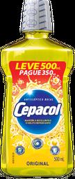 Cepacol Tradicional 500 mL Pague 350 mL