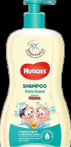 Shampoo Turma Da Mônica Extra Suave 600 mL