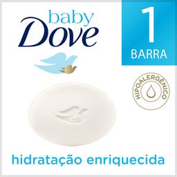 Dove Baby Sabonete Hidratante Enriquecida