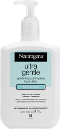 Gel de Limpeza Facial Neutrogena ultra Gentle 354 mL