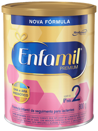 Fórmula Infantil Enfamil Premium 2 800 g