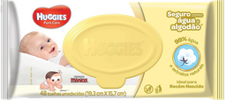 Toalhas umedecidas Huggies Pure Care