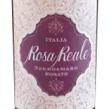 Vinho negroamaro rosa reale rose