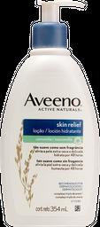 Loção Hidratante Skin Relief Aveeno Camomila 354 mL