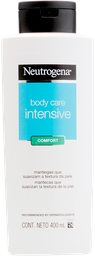Hidratante Corporal Neutrogena Body Care Intensive Comfort 400mL