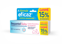 Bepantol Baby Creme 30 g 15% Desconto