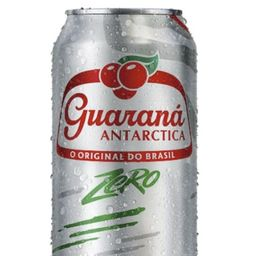 Guaraná Antárctica Zero 350ml