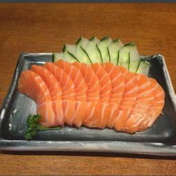 Sashimi de Salmão - 10 Fatias