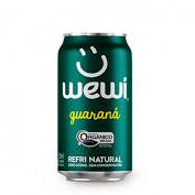 Guaraná orgânico Wewi (350ml)