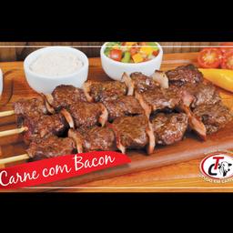 Bovino com Bacon