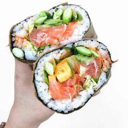 Monte Seu Sushi Burrito - G