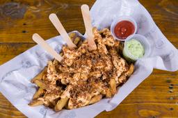 Cheddar & Bacon Fries