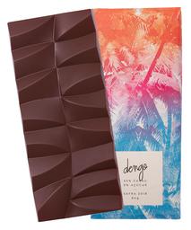 Chocolate amargo 65% zero açúcar - 80g