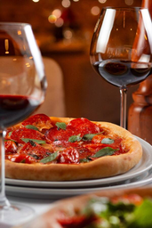 Pizza de Pepperoni - 35 cm
