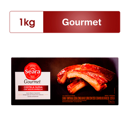 Costela Seara Gourmet Barbecue 1Kg