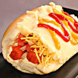 Combo com 2 Hot Dogs Tradicionais+ Gua
