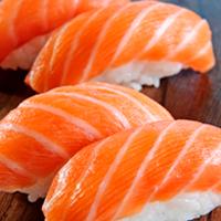 4x Sushi de Salmão