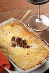 Lasagna Di Ragù de Filet Mignon