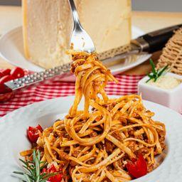 Bolognese e Refrigerante Lata